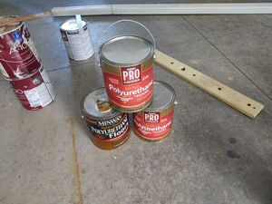 Polyurethane for Sale in Yacolt, WA