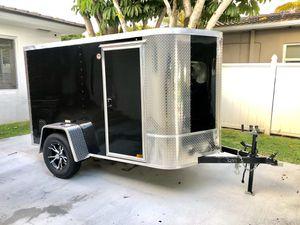 Enclosed Trailer 5 x 8 NEW for Sale in Miami Beach, FL