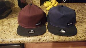 Brand New Hurley Nike Dri fit hats 20.00 each for Sale in Phoenix, AZ