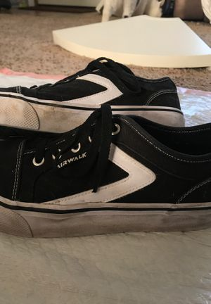 Airwalk VANS like sneakers for Sale in Gooding, ID