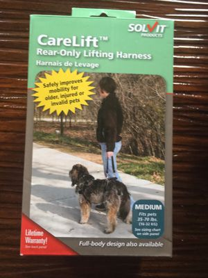 CareLift Rear Only Lifting Harness for Sale in Chicago, IL