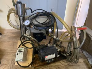 PA biodiesel Centrifuge Package for Sale in Wenatchee, WA