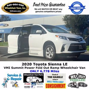 2020 Toyota Sienna for Sale in Laguna Hills, CA