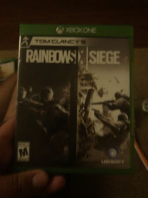 Rainbow 6 siege for Sale in Freehold, NJ