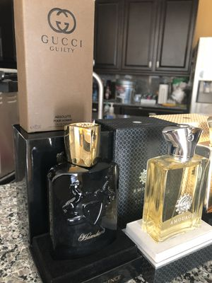 Gucci Guilty Absolute, 90ml; press Read More for others for Sale in North Las Vegas, NV