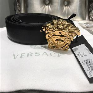 Versace belt only 70$ if u come today for Sale in Alexandria, VA