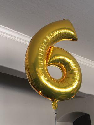 Mylar balloon #6 for Sale in Gilbert, AZ