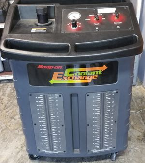 SNAP-ON COOLANT EXCHANGE for Sale in Lincoln Acres, CA