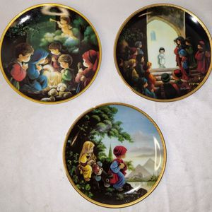 Precious Moments Bible Collection Plates for Sale in Duluth, GA