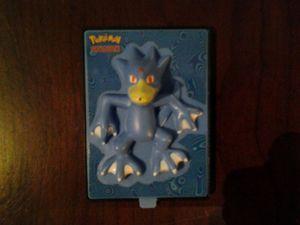 Pokemon Golduck Power Card RARE Burger King Kids '00 ExCon Lugia Venusaur Raichu for Sale in Newport News, VA