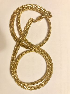 """Avon Gold tone 19"""" chain for Sale in Forked River, NJ"""