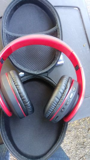 Bluetooth headphone set for Sale in Glendale, AZ