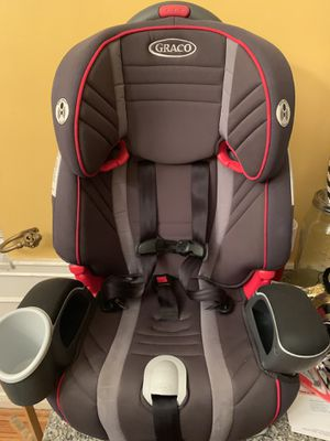 Graco nautilus car seat 3-1 convertible for Sale in Whittier, CA