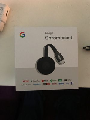 Google chromecast 2nd generation for Sale in Norristown, PA