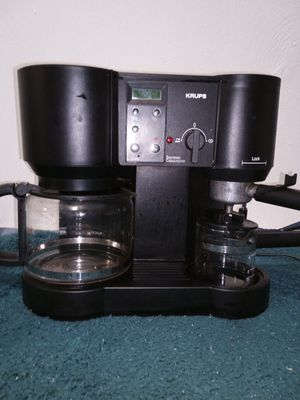 Espresso coffee maker for Sale in Lancaster, PA