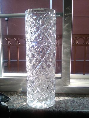 12inch tall Waterford crystal vase for Sale in Oakland, CA