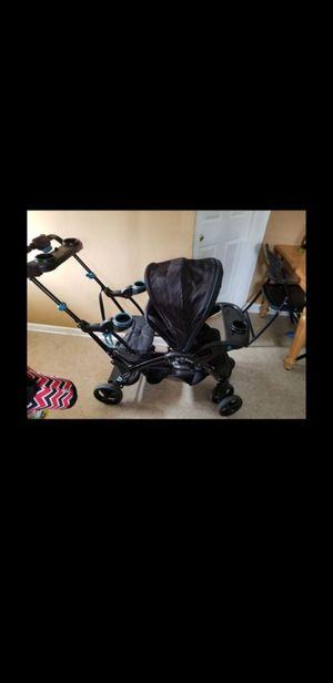Double stroller good condition for Sale in La Grange Park, IL