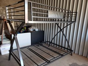 Bunk Bed Full Size And Twin Size for Sale in Denver, CO