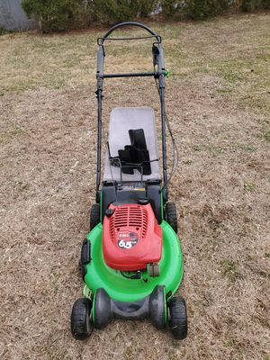 Lawn-boy self-propelled lawnmower with bagger for Sale in Woonsocket, RI