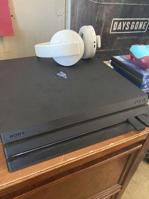 PS4 PRO for Sale in Pico Rivera, CA