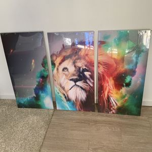 Beautiful Lion Piece for Sale in Marietta, GA