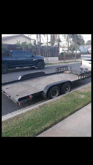 BigTex Car / Toy hauler utility trailer for Sale in Chula Vista, CA