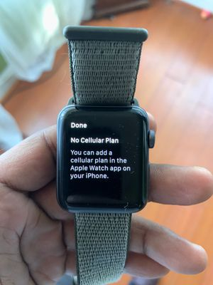 Series 3 Apple Watch for Sale in Moreno Valley, CA