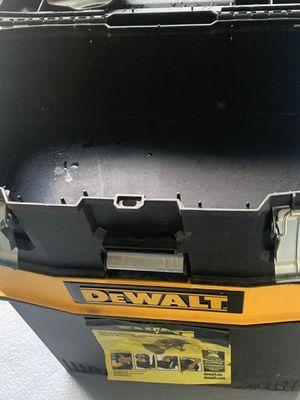 Dewalt tool box for Sale in Orlando, FL