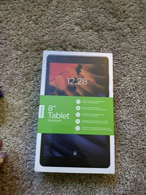 8inch tablet for Sale in Temple Hills, MD