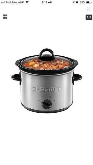 Chefman Crock Pot 3QT for Sale in Kissimmee, FL