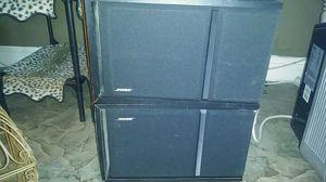 Bose 301 series 3 shelf speakers for Sale in Clovis, CA