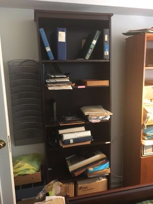 Three bookshelves. Perfect storage solution for Sale in Queens, NY