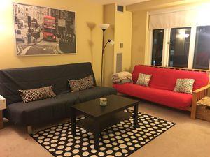 Futon (Charcoal Black) for Sale in Boston, MA