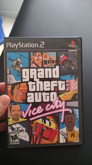 Grand Theft Auto Vice City. PS2 for Sale in Miami, FL