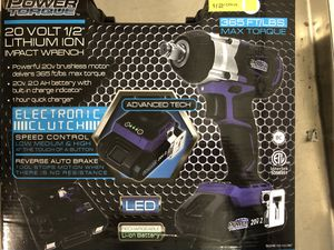 POWER TORQUE IMPACT WRENCH & DRILL for Sale in Aurora, CO