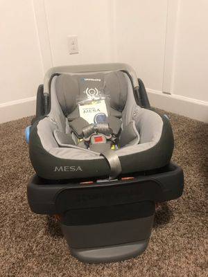 Uppababy MESA car seat/carrier for Sale in Richmond Hill, GA
