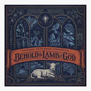 Ticket to Monday night show andrew Peterson behold lamb of god for Sale in Forest Hills, TN