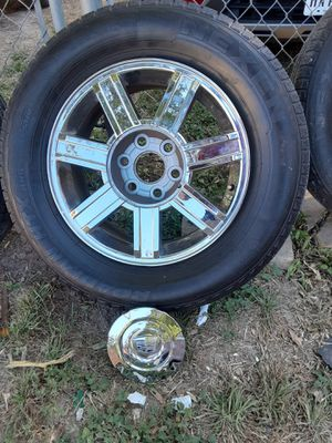 Original Cadillac 18'' Rims for Sale in Harker Heights, TX
