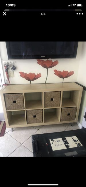 Cube storage shelves for Sale in Riviera Beach, FL