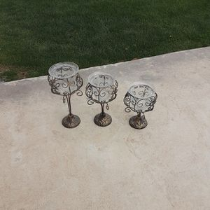 Candle Holders for Sale in Bakersfield, CA