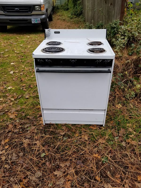 Free Electric Stove / Oven / Scrap Metal