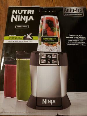 Licuadora ninja nueva nunca usada for Sale in Smyrna, TN