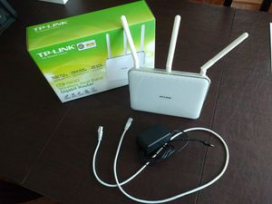 TP-Link Wireless Dual Band Gigabit router for Sale in Fairfax, VA
