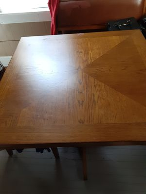 Wooden table for Sale in Norfolk, VA