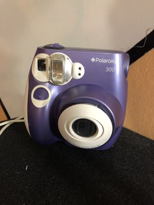 Polaroid 300 instant film camera for Sale in Las Vegas, NV