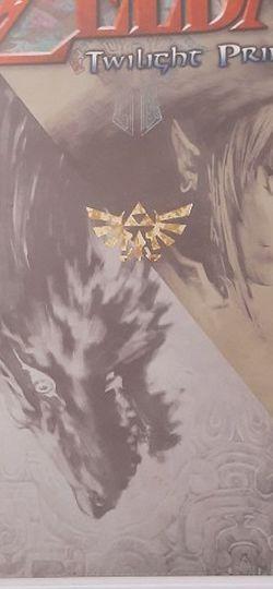 The Legend Of ZELDA: TWILIGHT PRINCESS (Nintendo Wii + Wii U) for Sale in Lewisville,  TX