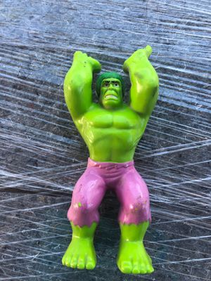 Hulk collectible toy for Sale in Phoenix, AZ