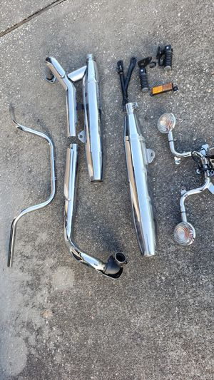 Motorcycle parts Yamaha vstar for Sale in Kissimmee, FL