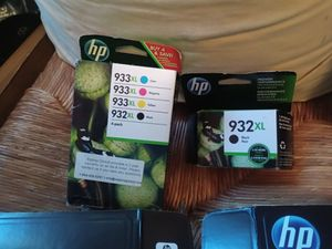 933 printer ink and 932xl ink for Sale in Emeryville, CA