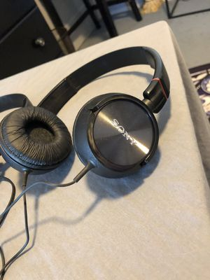 Sony Headphones for Sale in Shafter, CA